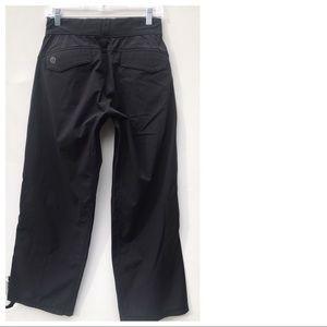 LULULEMON Mens Black PANTS Small S